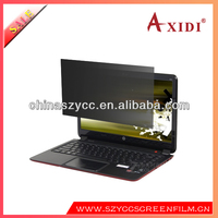 New Design Anti-spy Screen Protector For Laptop Computer With Factory Price