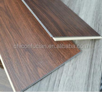 High quality pvc vinyl parquet floor tiles with factory for High quality vinyl flooring