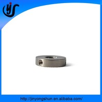 OEM high precision CNC machining brass gear and stainless steel gear shaft