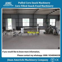 Puff Wheat Rice Corn snack making machines