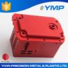 Custom cnc aluminum enclosure box machining prototype