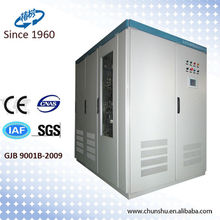 3000A/24V SCR power supply for electrochemical with efficiency>90%, local/remote control mode, rectifier manufacuturer with 53 y