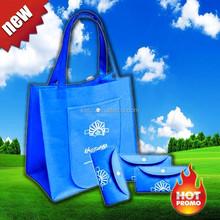 Human like foldable tote shopping bag