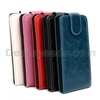 Up and Down Flip Style Magnetic Leather Case for Alcatel One Touch Idol X 6040 6040A 6040D 6040E