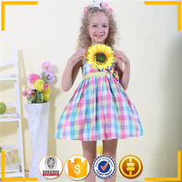 2015 fashion style clothes child for summer girls clothes / wholesale child clothes