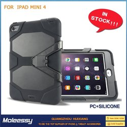 Cool and greative combo case for ipad mini 4