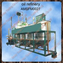 vegetable oil refinery(1-50T/D Small Scale Plant) /0086-13663859267