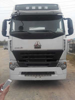 HOWO A7 6X4 tractor head for Philippines