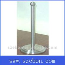 Promotional metal napkin holder with weight