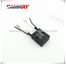 RAMWAY DS905D 3 pins pcb 2 coil latch relay