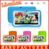 2014 best selling tablet for kids the cheapest 7inch colorful kids tablet wholesale / RK3026 dual core tablet