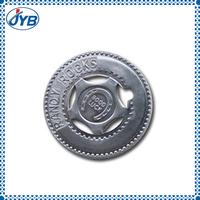 3d plastic colored religious commemorative coin