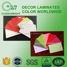 Plastic laminated sheet/Hpl sheets/High pressure laminate