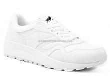 WAY CENTURY Classic White Fashion Shoes For Women GT-12370-1