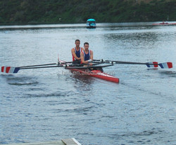 2015 Double Rowing Boat 2x / Racing Shell / Rowing Scull