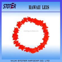 hawaii lei, 8cm petals flower lei