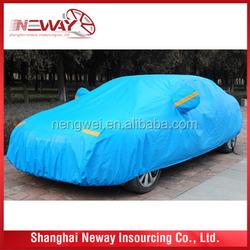 Hot Sell Multi Color Solar Folding Car Cover
