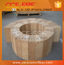 SK38 High Alumina refractory Brick