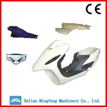 Popular plastic injection product motorcycle body plastic cover parts