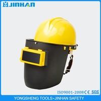 Jinhan Brand Filter Cartridge Flip Up Design Welding Mask for Safety Helmet