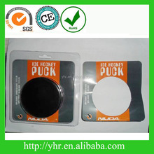 Custom Logo printed rubber Ice Hockey Pucks