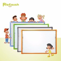 Riotouch factory price smart class interactive whiteboard/writing board manufacturer