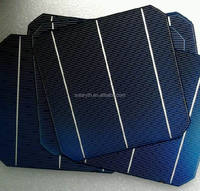 Low price high quality monocrystalline flexible photovoltaic solar cells 50w