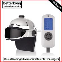 Oemアイマッサージャーマルチ- 機能的なアイマッサージヘッドをマッサージのヘルメット
