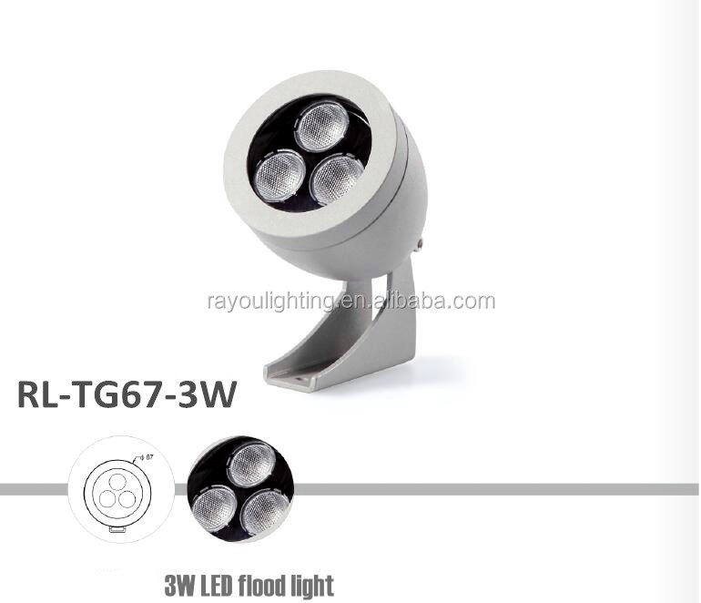 RL-TG67-3W-outdoor-led-projector-spot