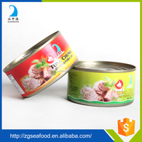 HALAL approved 185g canned tuna