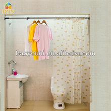 bonunion ducha de acero inoxidable tubos de cortina 0210 r1