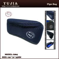 Guangzhou yujia leather smoking pipe bag tobacco A805