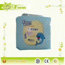 Ultra-soft and breathable baby adult diaper made in China