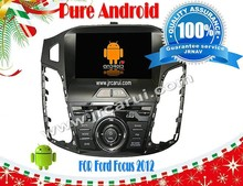 FOR Ford Focus 2012 Pure android 4.4 car dvd gps RDS ,GPS,WIFI,3G,support OBD,support TPMS