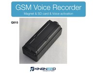 GSM Voice Recorder with micro SD card slot Audio recorder