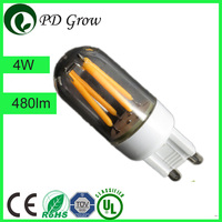 Promotional G9-4W 100/120/240VAC 2700K 360 degree led G9 capsule light bulb