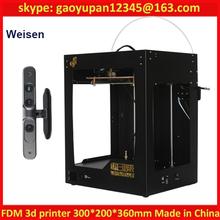 Alibaba china used 3d printer extruder 3dprinter used 2015 3 d printer imprimante 3d impresora 3d