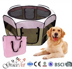 Folding Dog fence, Pet Playpen, Dog Playpen