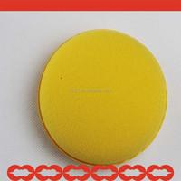 car polish sponge/car wax sponge pad