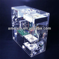 OEM Clear Computer Casing