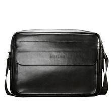 FEGER Genuine Leather Men's Shoulder Bag Promotion Leather Messenger