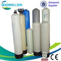 Epoxy resin fiber glass material 150PSI frp pressure vessel tank