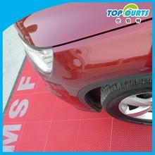 Plastic garage anti-slip floor mat
