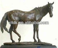 Bronze Animal Horse Figurine