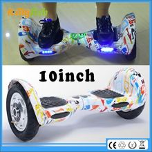 New product Bluetooth two wheels 10 inch self balancing electric scooter