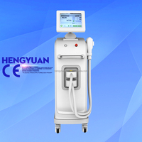 CE ISO approved 950nm painless shr laser beauty machine with 5 sapphire filters (High power 2600W)