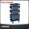 Stackable hard plastic wholesale tool boxes