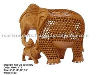 Wood Carving animals