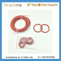 O Ring Style and Standard Standard or Nonstandard rubber o ring