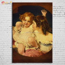 Large wall pictures printed art for children
